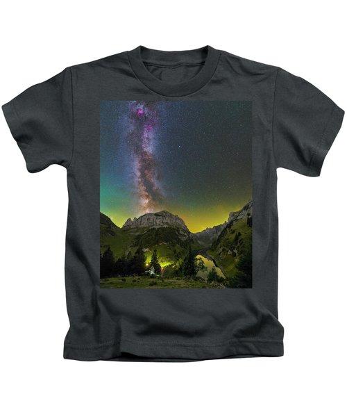 Summer's End Kids T-Shirt