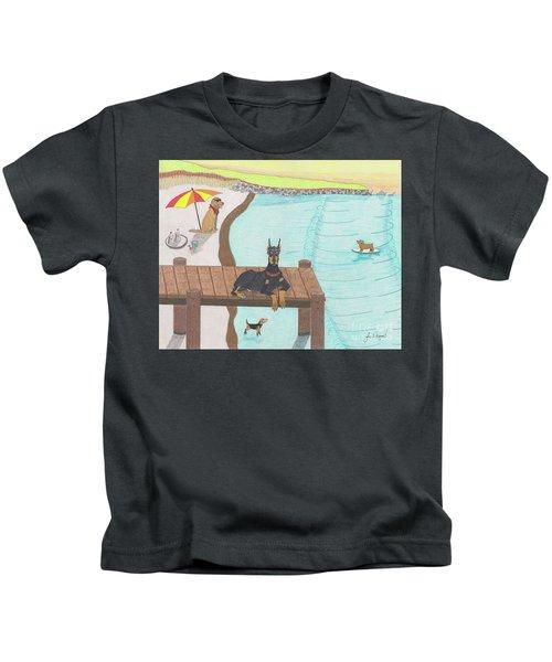 Summertime Fun Kids T-Shirt