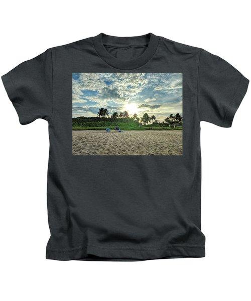 Sun And Sand Kids T-Shirt