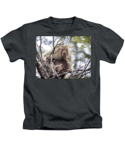 Sunday Mornings  Kids T-Shirt
