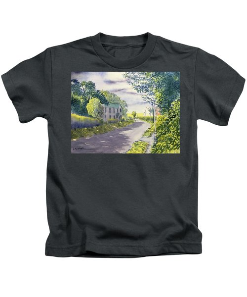 Sunny Side Of The Street Kids T-Shirt