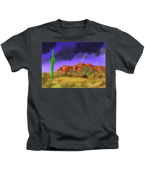 Superstition Splendor Kids T-Shirt
