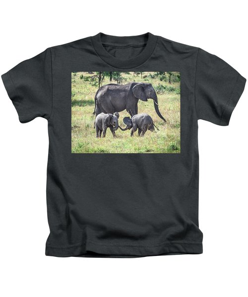 Sweet Babies Kids T-Shirt