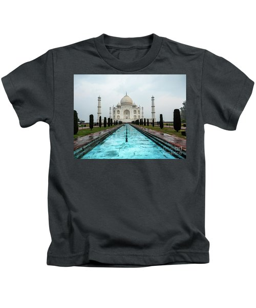 Taj Mahal Kids T-Shirt
