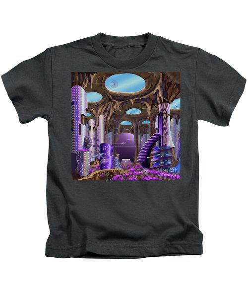 Tandalo, Sferogyl's Capital Kids T-Shirt