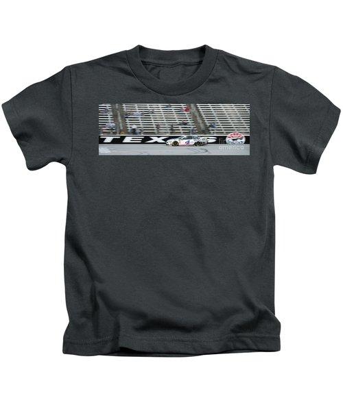 Texas Motor Speedway Kids T-Shirt
