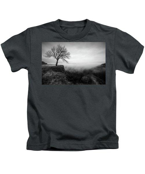 Thacher Scenic Overlook Kids T-Shirt