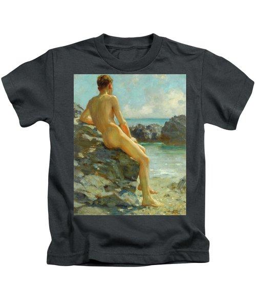 The Bather, 1924 Kids T-Shirt