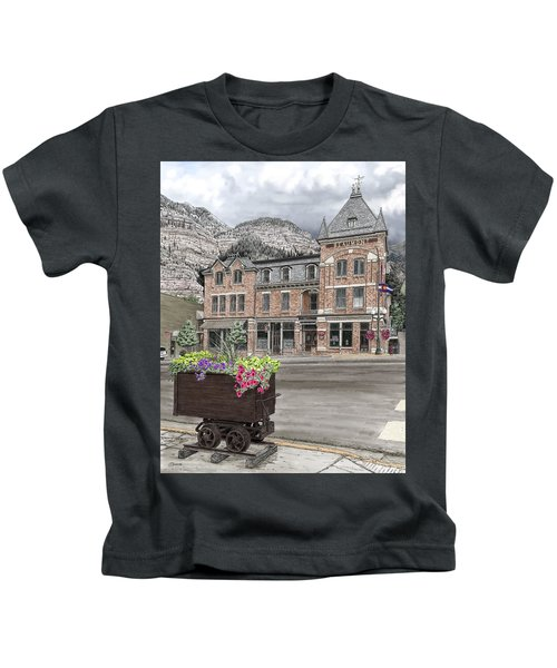 The Beaumont Hotel Kids T-Shirt