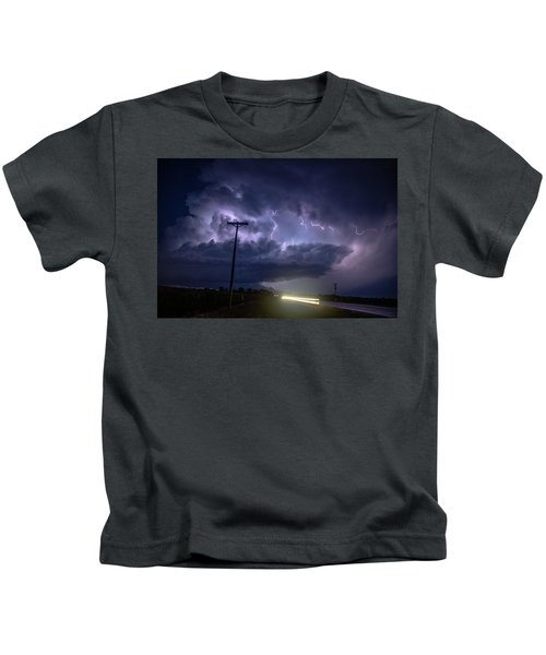 The Best Supercell Of The Summer 043 Kids T-Shirt