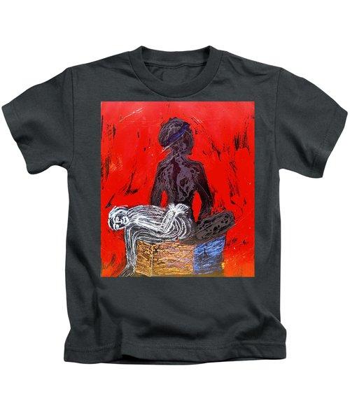 The Blood Hot Fantasy Kids T-Shirt