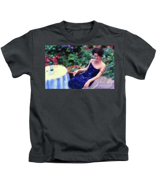 The Blue Dress Kids T-Shirt
