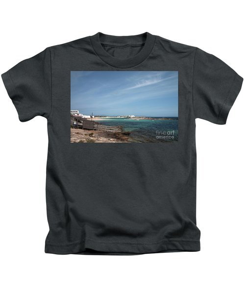 The Boat House And The Bay Kids T-Shirt