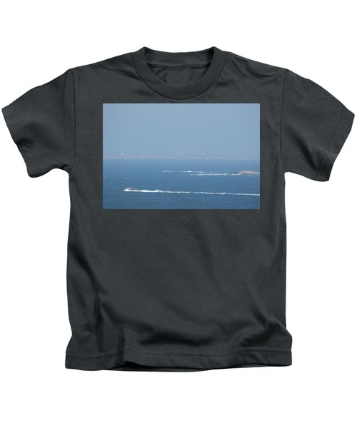 The Coast Guard's Rib Kids T-Shirt