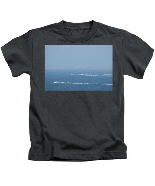 The Coast Guard's Rib Kids T-Shirt