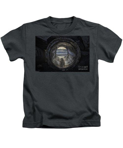 The Drain Pipe Kids T-Shirt