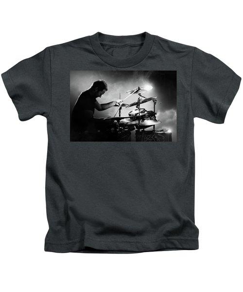 The Drummer Kids T-Shirt