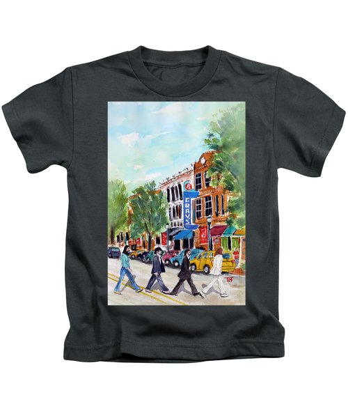 The Fab Fourever Kids T-Shirt