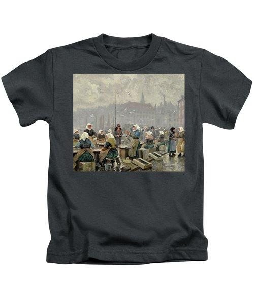 The Fish Market Kids T-Shirt