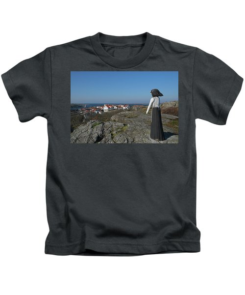 The Fisherman's Wife Kids T-Shirt