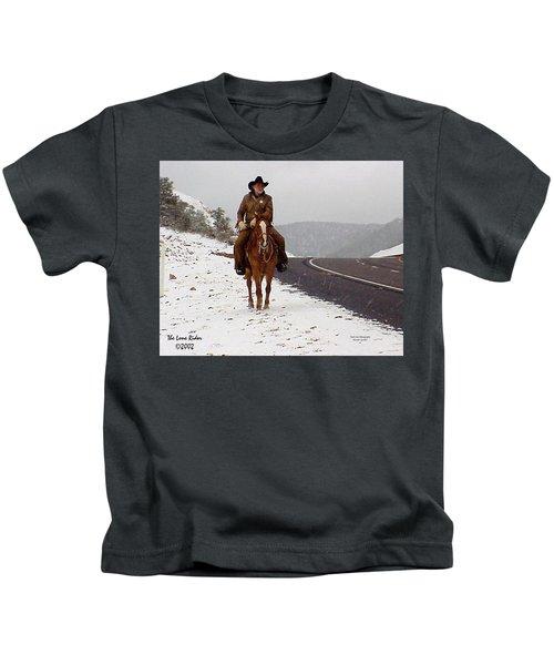 The Lone Ranger Kids T-Shirt