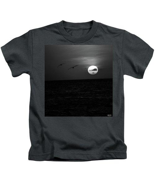 The Long Flight Kids T-Shirt