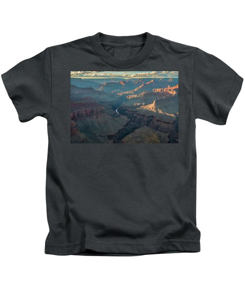 The Mighty Colorado  Kids T-Shirt