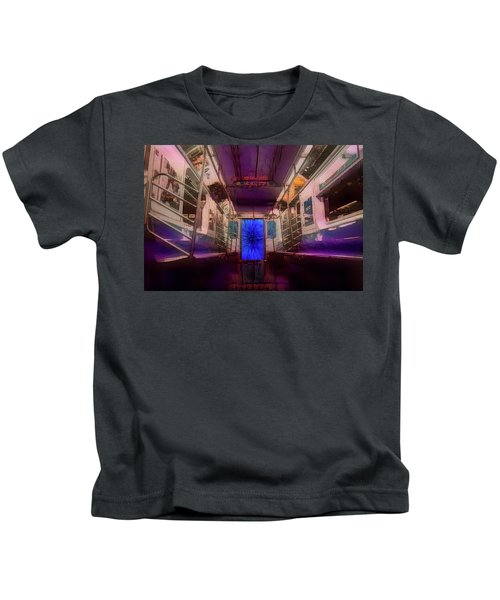 The Next Stop Is... Kids T-Shirt
