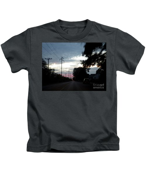 The Passenger 02 Kids T-Shirt