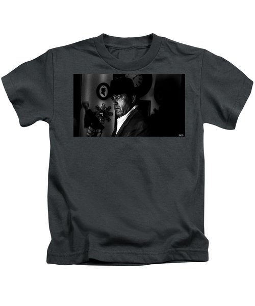 The Private Eye Kids T-Shirt