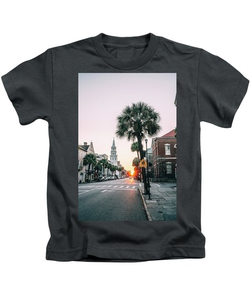 The Road Is Broad Kids T-Shirt