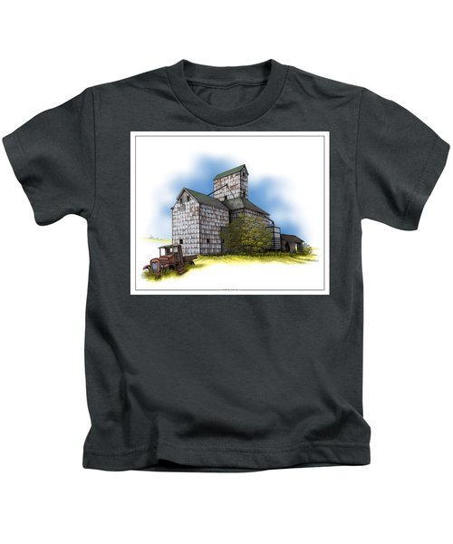 The Ross Elevator Autumn Kids T-Shirt