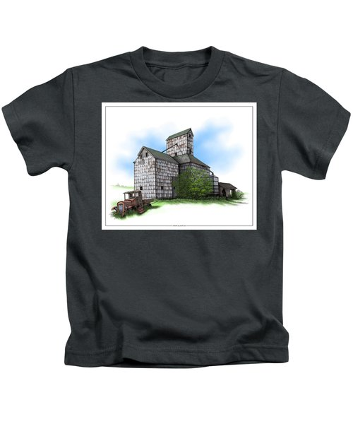 The Ross Elevator Summer Kids T-Shirt