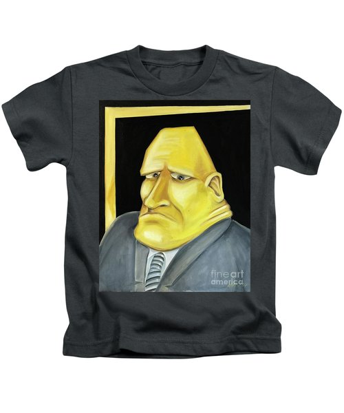 The Secret Of Lemonhead Kids T-Shirt