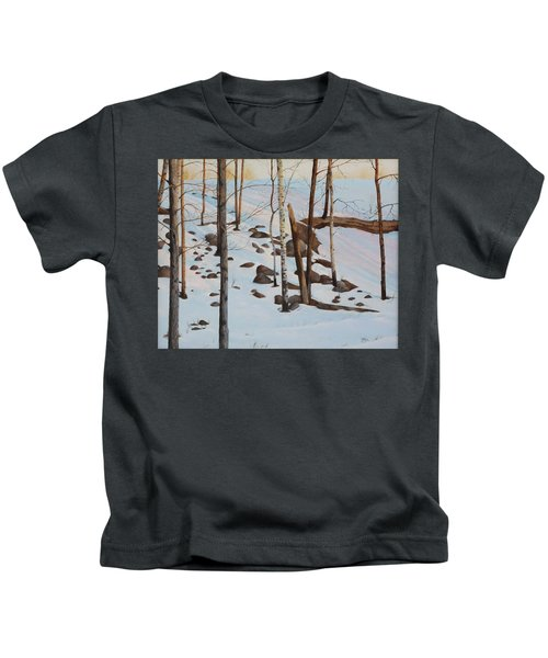 The Sentinels Kids T-Shirt
