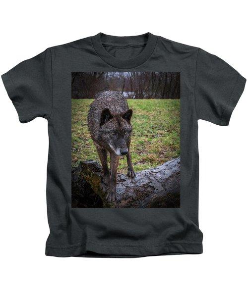 This Is My Log Kids T-Shirt