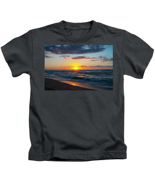 This Is Why They Call It Sunset Beach Kids T-Shirt