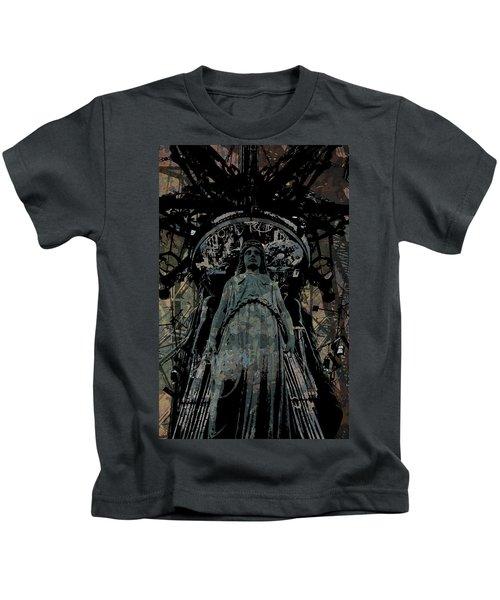 Three Caryatids Kids T-Shirt