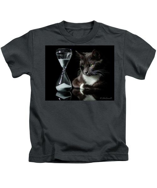 Time Keeper Kids T-Shirt