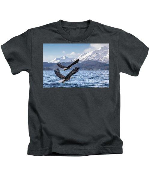 To The Hills... #2 Kids T-Shirt