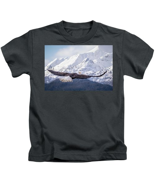 To The Hills... Kids T-Shirt