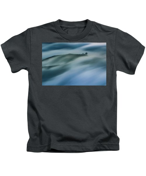 Touch Of Wind Kids T-Shirt