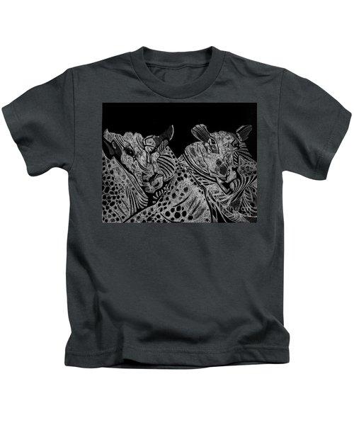 Tough Rams Kids T-Shirt