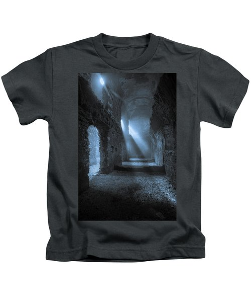 Traces Of The Past Kids T-Shirt
