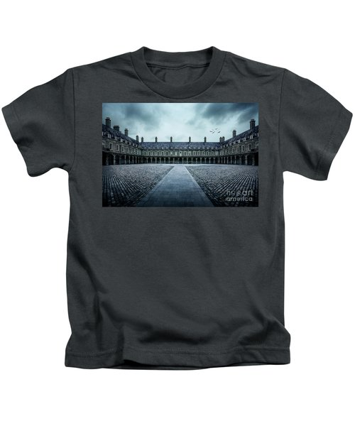 Trapped In Silence Kids T-Shirt