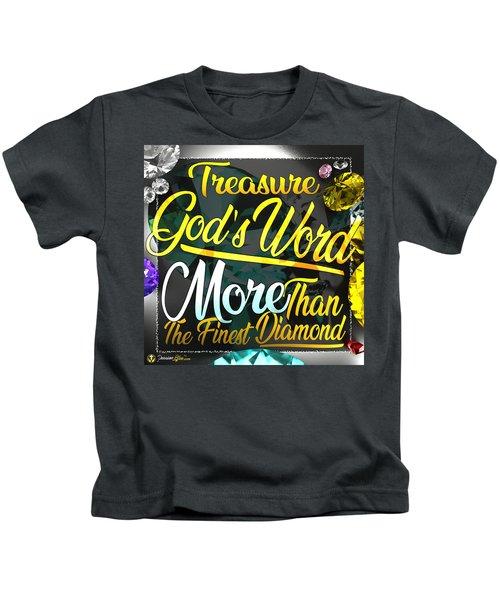 Treasure God's Word Kids T-Shirt