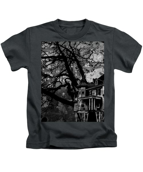 Treehouse IIi Kids T-Shirt