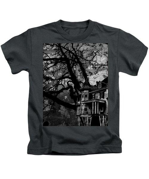 Treehouse IIi Kids T-Shirt