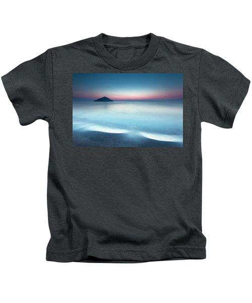 Triangle Island Kids T-Shirt