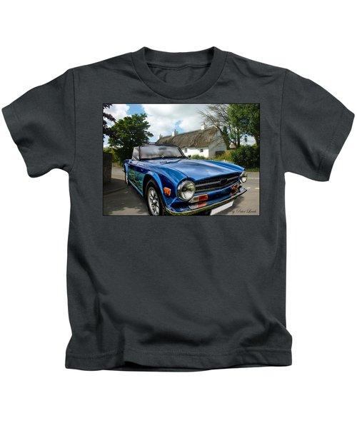 Triumph Tr6 Kids T-Shirt